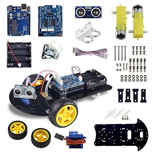 Uctronics smart robot car kit para arduino evitacin autom uctronics smart robot car kit para arduino evitacin autom malvernweather Choice Image