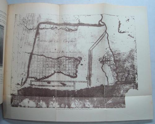 udaondo. historia del partido de las conchas. 1942. tigre