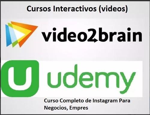 udemy - curso completo de instagram para negocios, empres