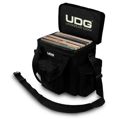 udg bolso para vinilos 90 discos ó controlador+acc. u9628bl