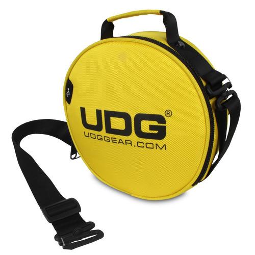 udg ultimate digi headphone bag yellow u9950yl