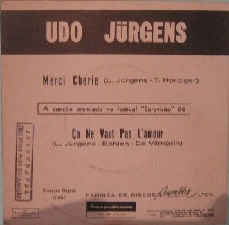 udo jürgens - compacto - 1966