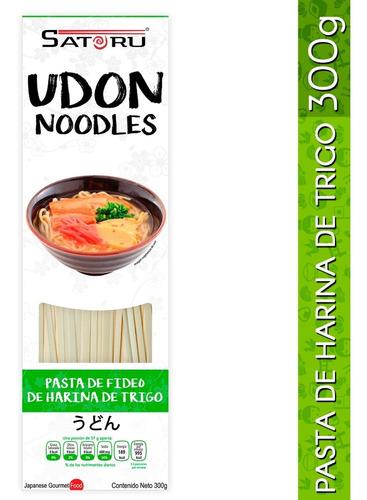 udon, fideos de harina de trigo 300g