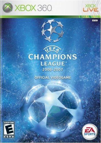 uefa champions league  xbox 360