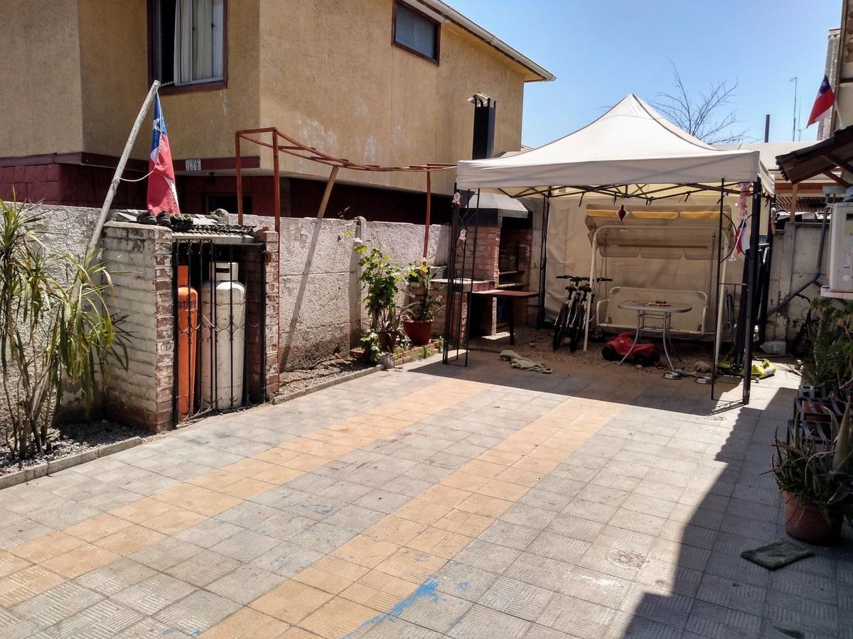 uf 4450, amplia casa en la florida , villa canadá