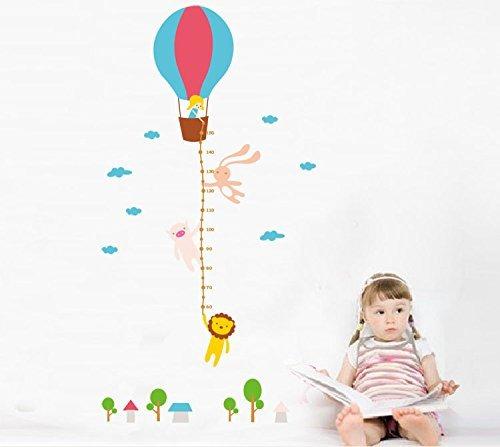 ufengke® cartoon cute balloon balloon small tree height cha