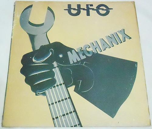ufo - mechanix - lp importado 1982