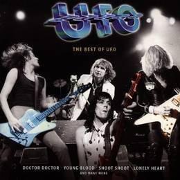 ufo the best of ufo cd nuevo