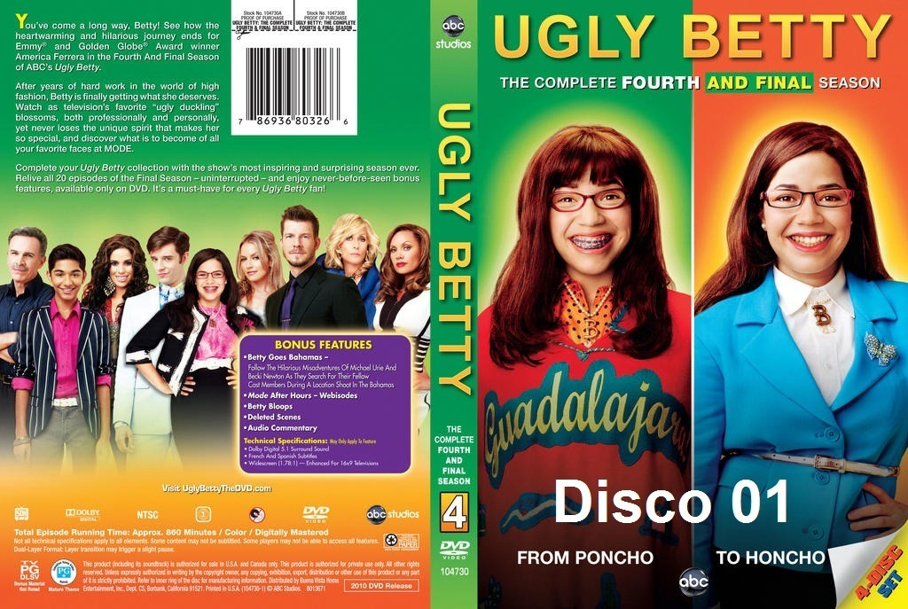ugly betty legendado