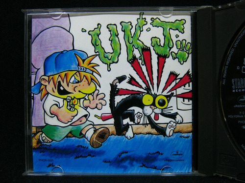 ugly kid joe as ugly as they wanna be - cd