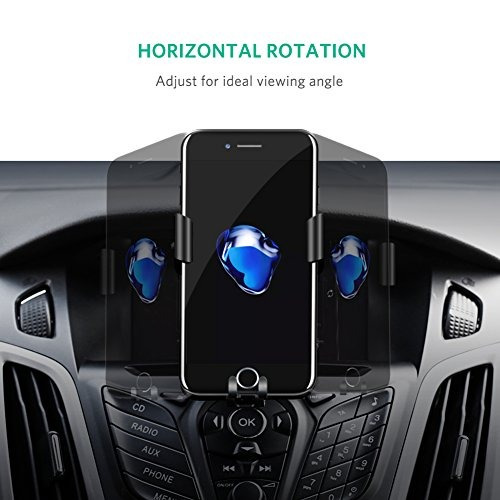 ugreen car phone mount cd slot gravity car phone holder fre