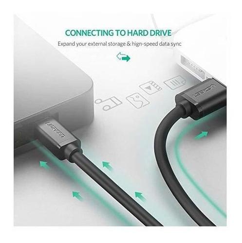ugreen mini cable usb cable usb 2.0 tipo a a mini b cable de