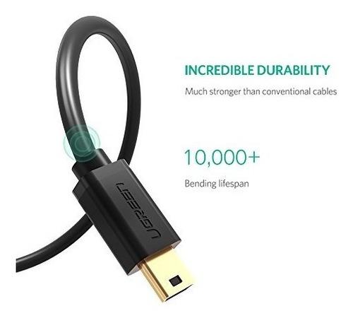 ugreen mini usb cable usb 2.0 tipo a a mini b cable cable ma