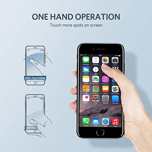 ugreen teléfono celular anillo soporte de