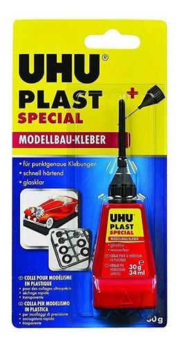 uhu plast special pegamento especial para hobby maqueteria