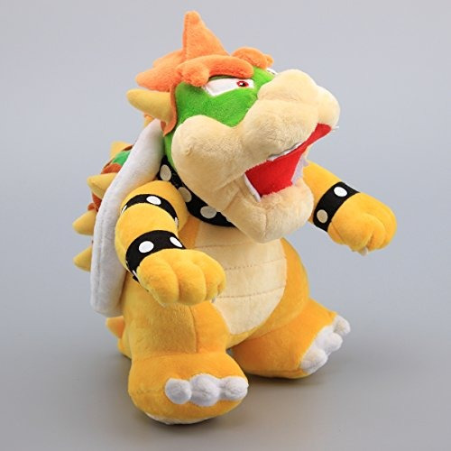 Toys Games Set Of 2 10 Super Mario Bros King Koopa Bowser