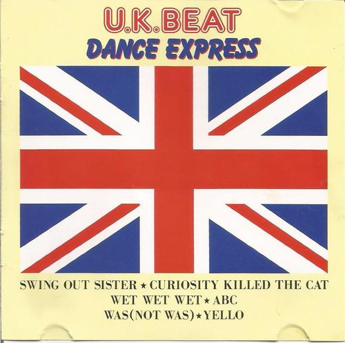 u.k. beat dance express