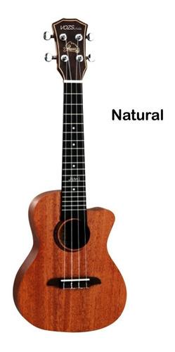 ukelele concert + ukulele electroacustico afinador