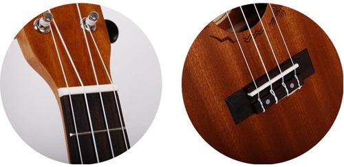 ukelele flight concierto funda afinador ukulele envio inmed/