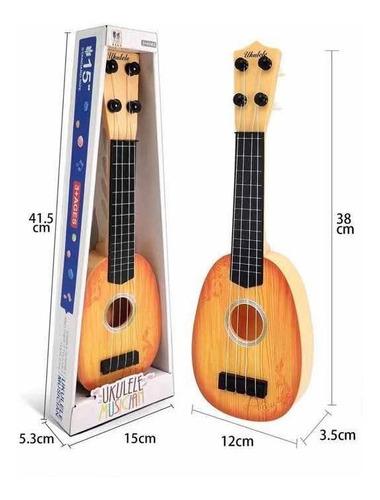 ukelele juguete instrumento musical cod. 77-06a