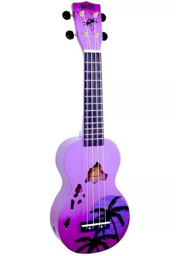 ukelele soprano mahalo md1 c/funda varios motivos soundgroup