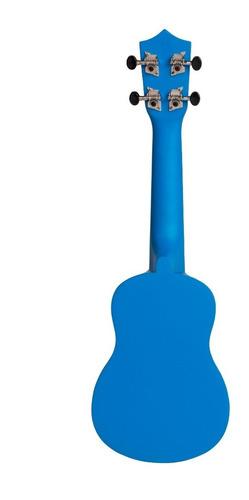 ukelele soprano multimarca colores funda afinador accesorio