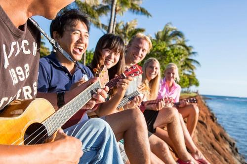 ukelele soprano  ukulele ramallo + funda de regalo /cuotas