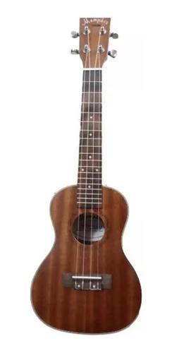 ukelele tamaño concierto memphis electroacústico ukulele