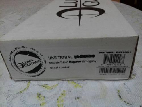 ukelele tribal pineaple