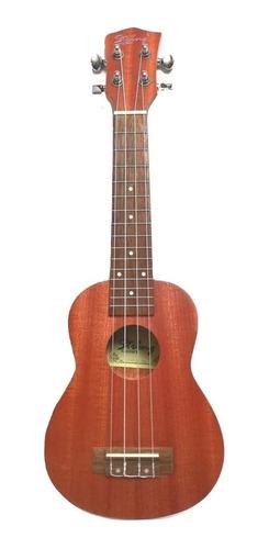 ukelele ukulele soprano electroacustico afinador incorporado