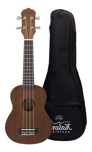 ukulelê soprano kalani 21 tribes series sapele kal 200 st