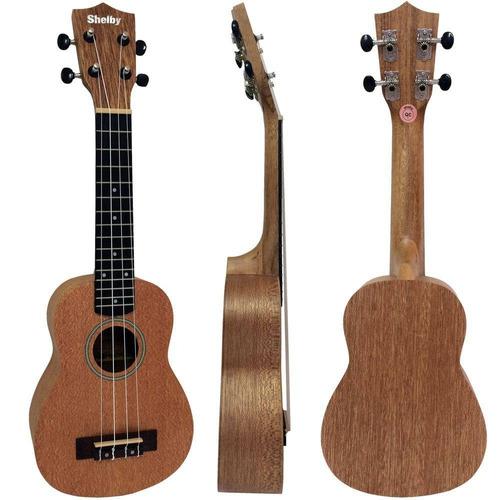 ukulele concert shelby su23m stnt fosco acústico