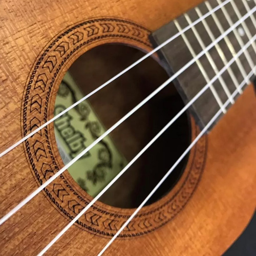 ukulele concerto acústico shelby su23m fosco mais vendido