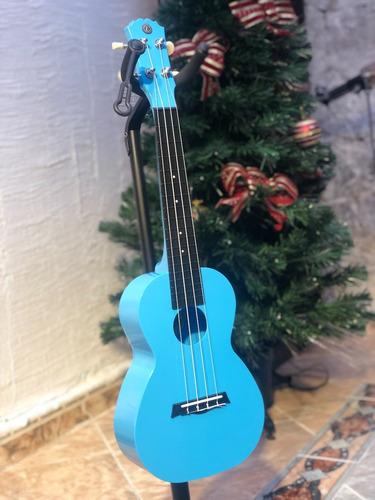 ukulele concierto polietileno vorson ukelele promo navideña