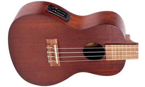 ukulele electroacustico pak makala concierto ukelele by kala