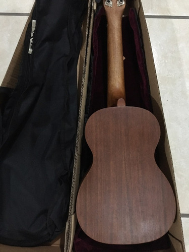 ukulele feliciano concierto funda y envío gratis
