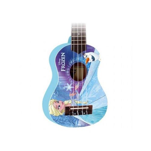 ukulele infantil soprano phx frozen azul disney oficial ukpf