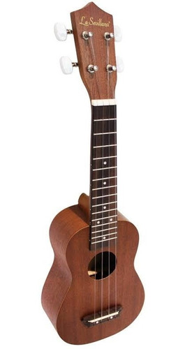 ukulele la sevillana svuke-200, funda y garantía, promoción!