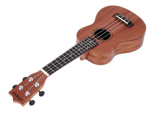 ukulele oferta ukelele acústico soprano sapele 15 traste