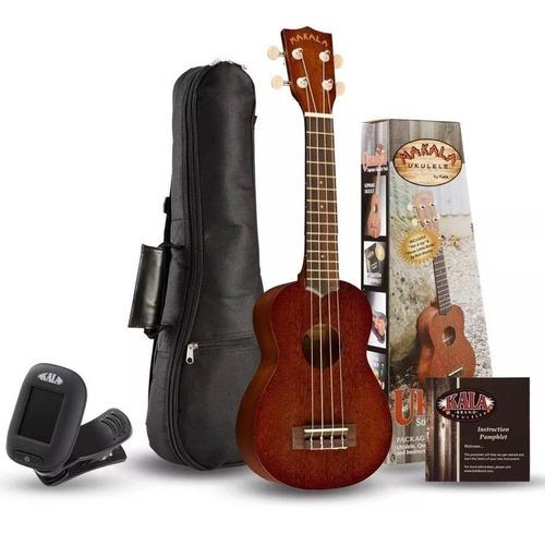 ukulele pack makala concierto mk-c/pack ukelele by kala