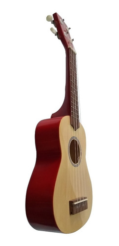 ukulele soprano au01r-21 21  h. hoffer