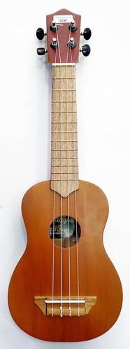 ukulele soprano en madera ukelele profesional 53 cm largo