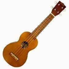 ukulele soprano mahalo mk1tbr kahiko natural