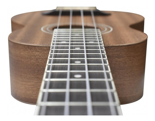 ukulele soprano mahogany serie