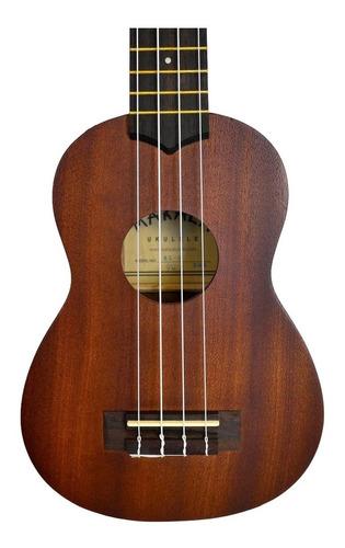 ukulele soprano makala by kala mk-s satin ukelele