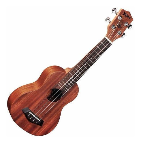 ukulele soprano tagima 21k nf natural fosco violão havaiano