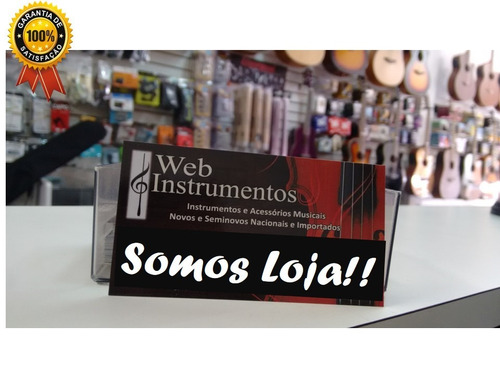 ukulele tagima concert 23k mahogany+capa+afinador+palhetas