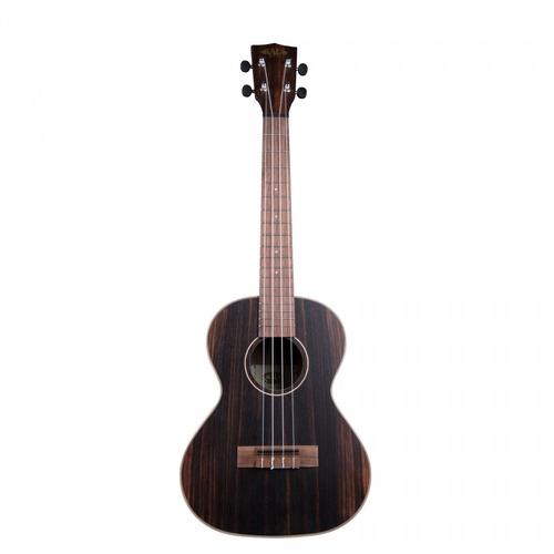 ukulele ukelele  ebony tenor ukulele w/bag ka-eby-t_w/ub-t