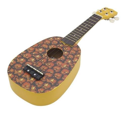 ukulele ukelele irin mahogany soprano modelo piña
