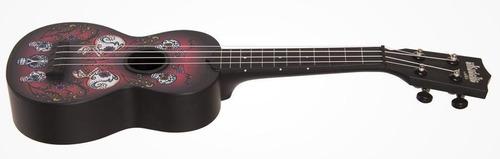 ukulele ukelele kala ukadelic ka-su-skulls abs agua soprano